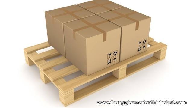 Làm thùng carton số lượng ít tại tp HCM
