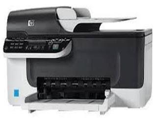 Image HP Officejet J4680c Printer