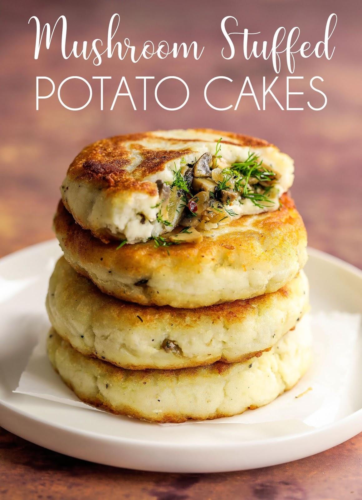 STUFFED POTATO CAKES #potato #cakes #diet #keto #whole30