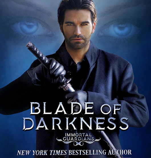 Blade of Darkness Cover Reveal