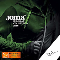 Catalogue Joma Running 2016