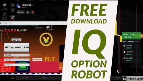 Virtual World Pro Robot - Free Download