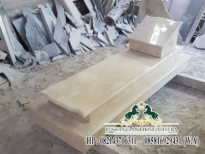Model Kijing Makam Marmer