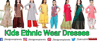 Kids ethnic wear dresses Amazon