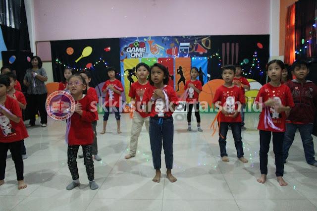 VBS SD Kristen Kalam Kudus Surakarta Day 4