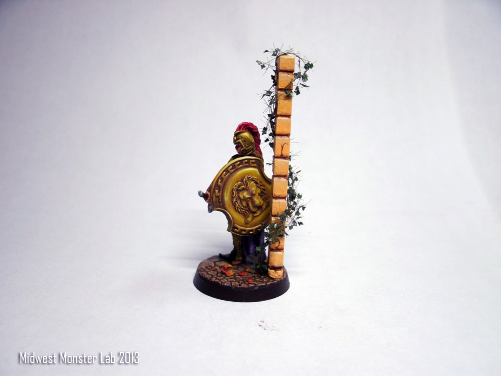 Monster Lab Miniatures: Fantasy Gallery