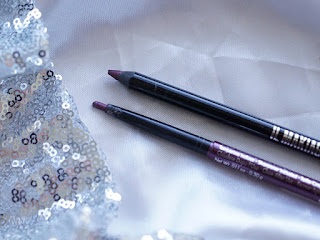 Purple eye pencil