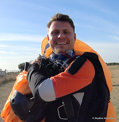 Kurs AFF Residencial Skydive Atmosfera