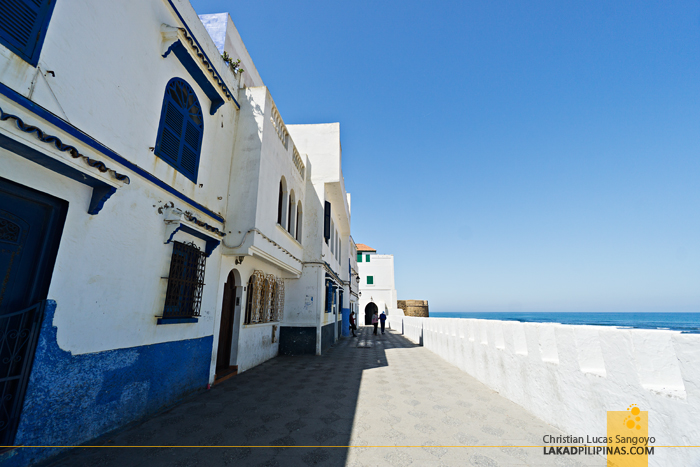 Asilah Medina Morocco Fort
