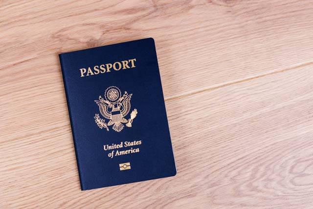 Seu passaporte