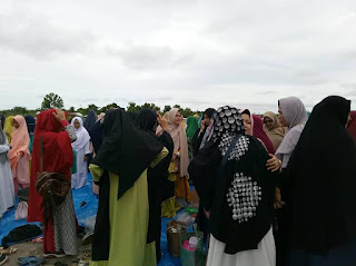 Halal Bihalal Keluarga Besar Daqu Kaltara - Tarakan Info