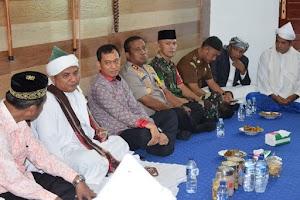 Petinggi TNI Hadiri Acara Halal Bi Halal di Parsulukan Serambi Babussalam