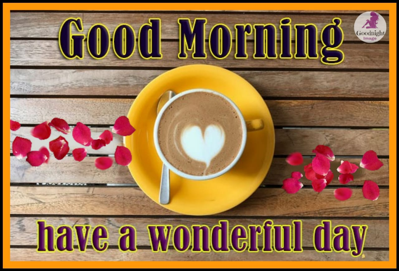 Best Good Morning Pictures With Coffee -Wishes & Quotes