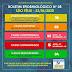 Sobe para 15 o número de infectados por covid-19, em São Félix