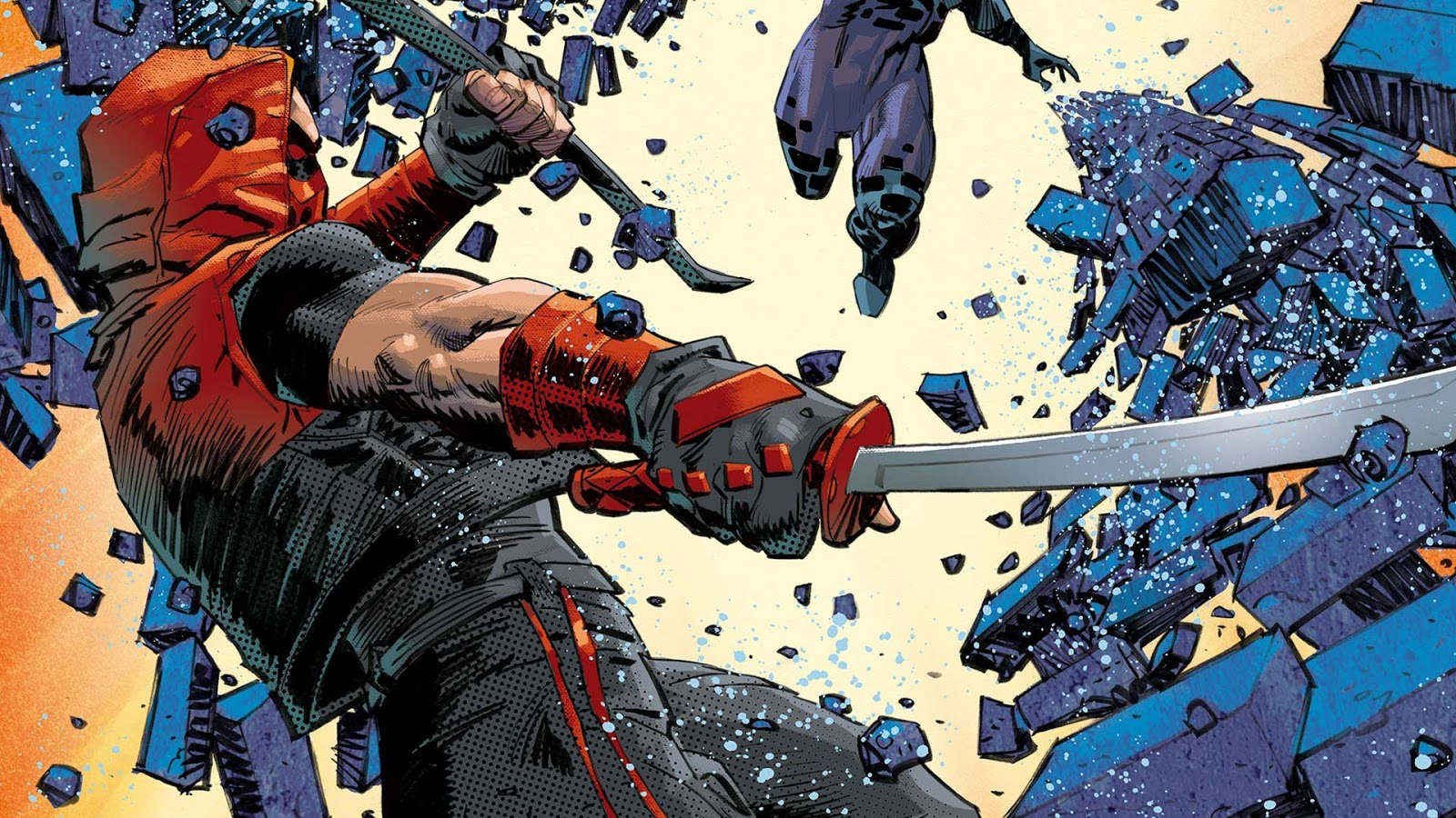 Weird Science Dc Comics Red Hood Outlaw 36 Review