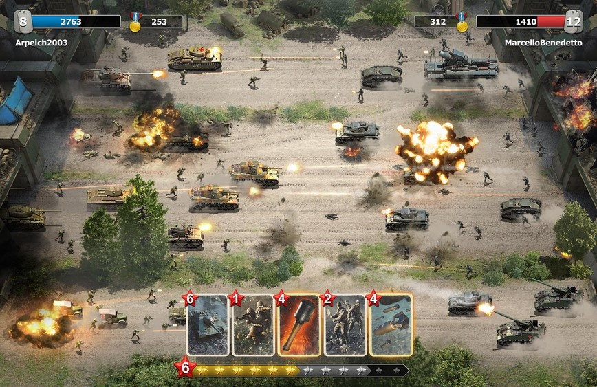 [FREE] Download Trench Assault for Android
