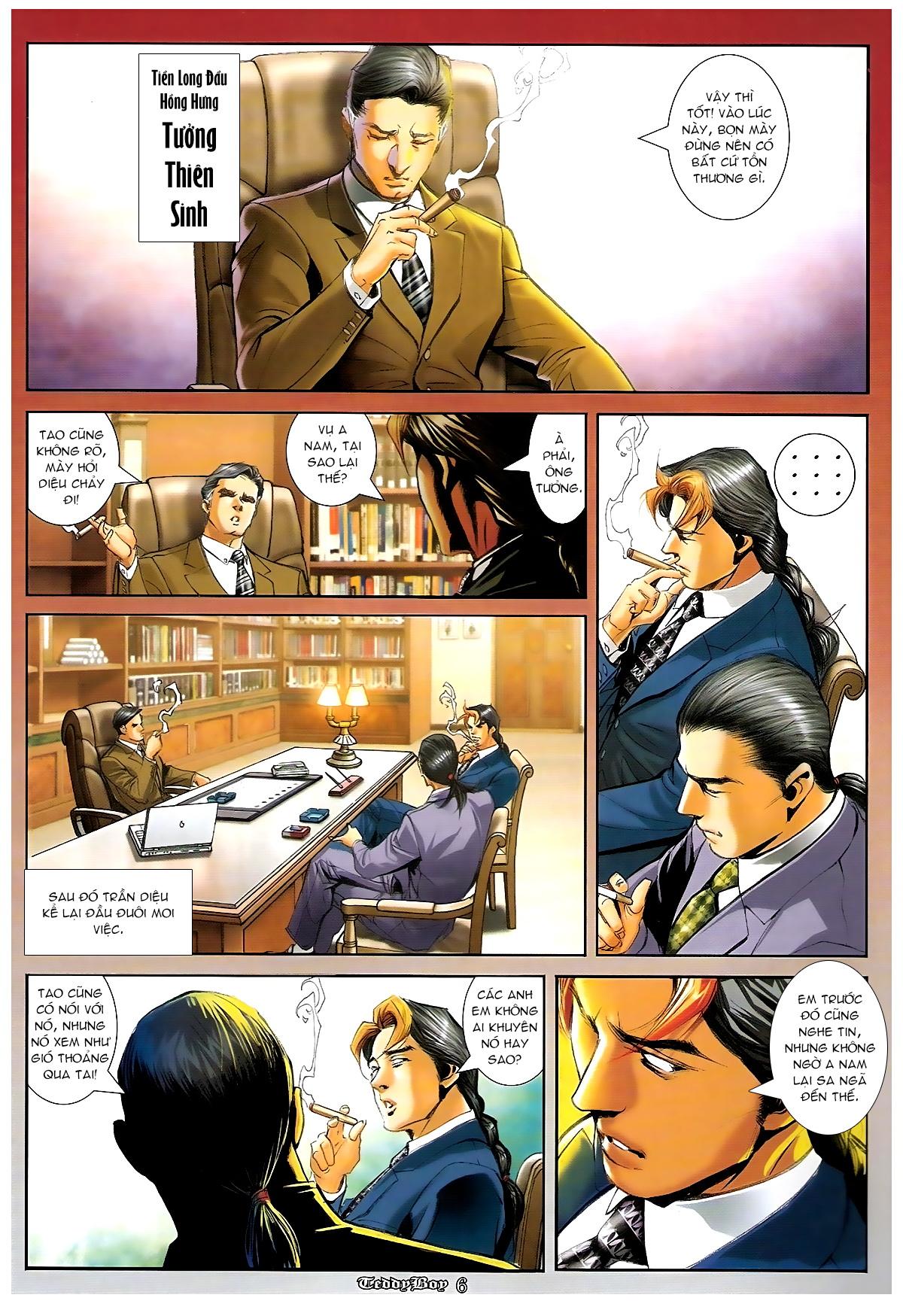 Người Trong Giang Hồ - Chapter 1241: Tân Long Đầu - Pic 4