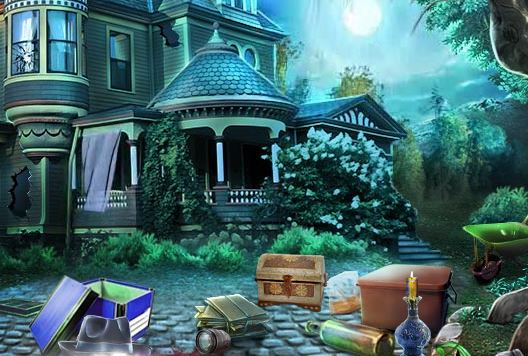 Play Hidden4Fun The Lonely House