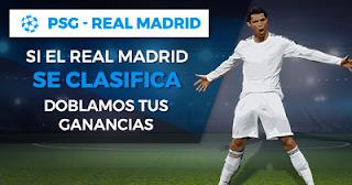 Paston Promoción PSG vs Real Madrid 6 marzo