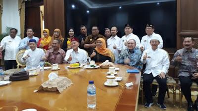 Gubernur Ajak Cheng Hoo Bersinergi untuk Kemaslahatan Umat