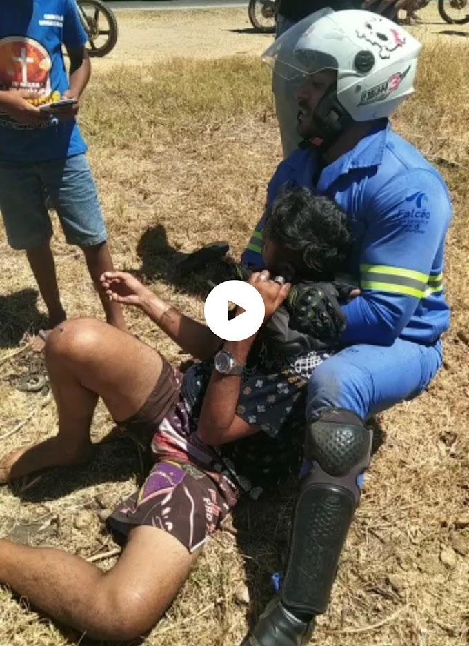 Só presta assim: Em Afogados, homem foi assaltar trabalhador capoeirista e se deu mal; confira!
