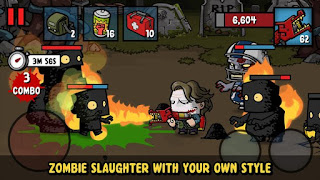 Download Zombie Age 3 V1.2.1 Apk Mod Unlimited Money/Ammo For Android 4