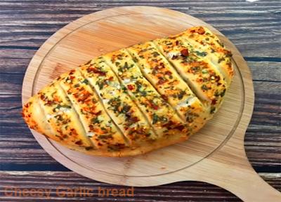Garlic bread recipe easy