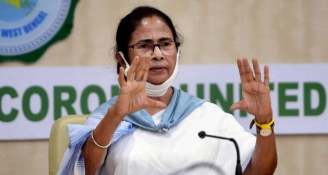 Mamata extends lockdown in Bengal till July 31