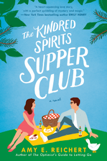 Book Review and GIVEAWAY: The Kindred Spirits Supper Club, by Amy E. Reichert {ends 4/27}
