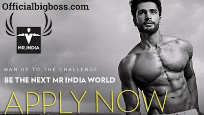 Mr. India 2018 Audition