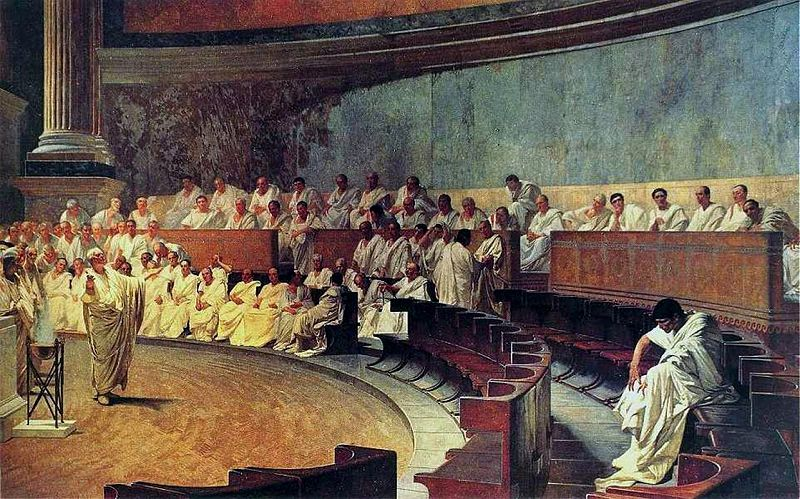 El chat dentro del nuevo foro: Maccari-Cicero