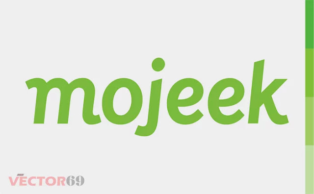 Logo Mojeek - Download Vector File CDR (CorelDraw)