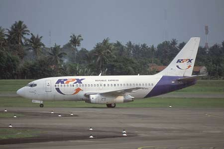 Nomor Call Center CS Republic Express Airlines