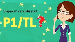 apa yang dimaksud P1/TL?
