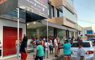 Entroncamento de Jaguaquara: comerciante é vítima de latrocínio