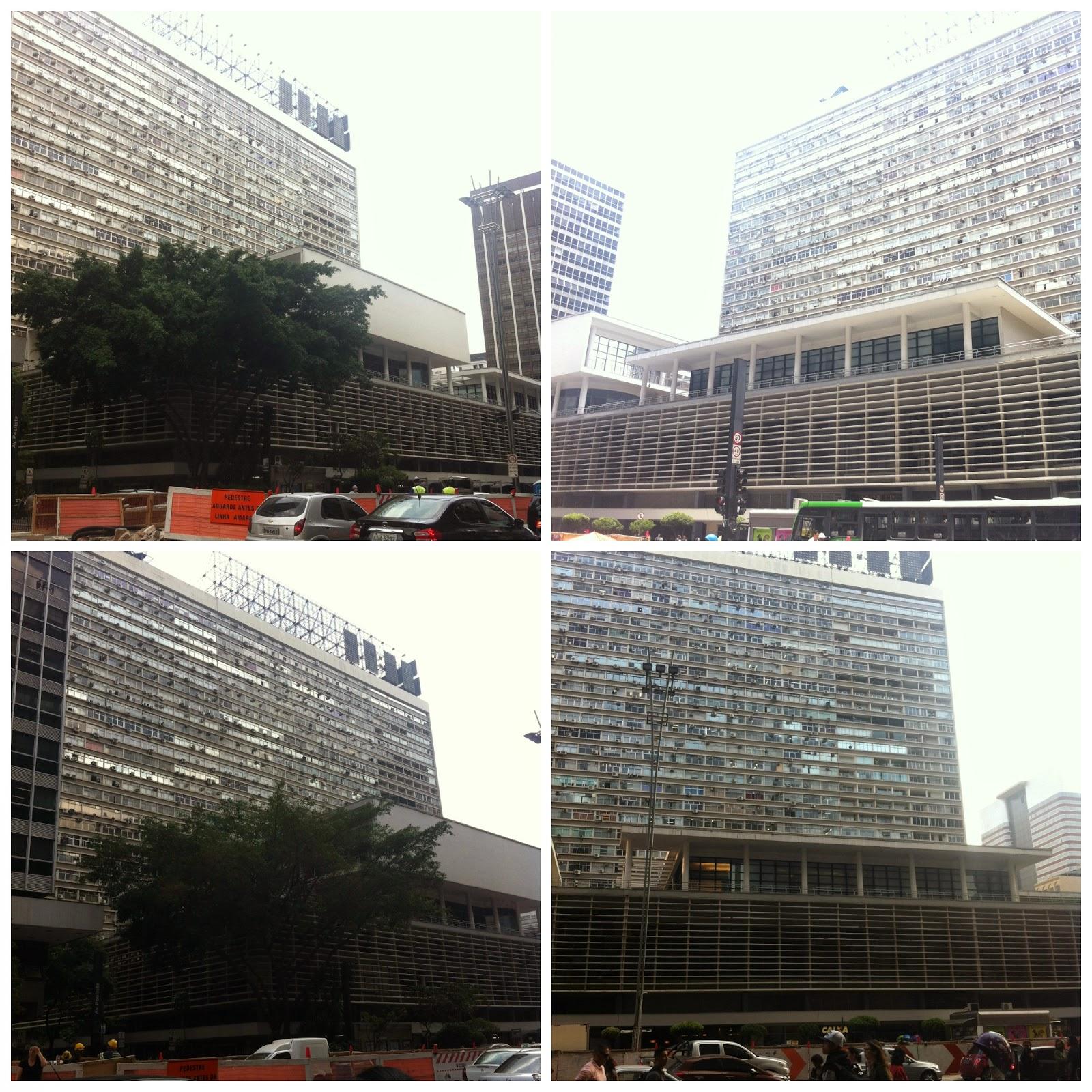Conjunto Nacional na Avenida Paulista, São Paulo