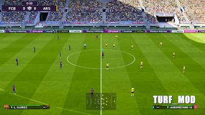 eFootball PES 2020 Turf Mod by DanieL