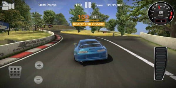 تنزيل لعبة carx drift racing مهكره