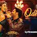 Odhani Lyrics - Neha Kakkar & Darshan Raval | Made in China | Rajkummar Rao