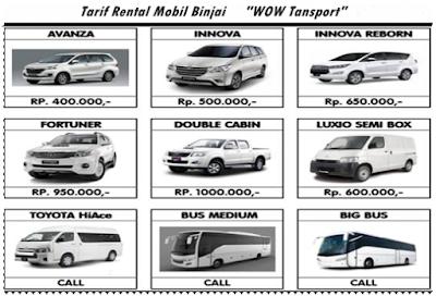 Rental Mobil di Binjai