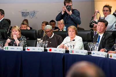 buhari world energy summit washington dc