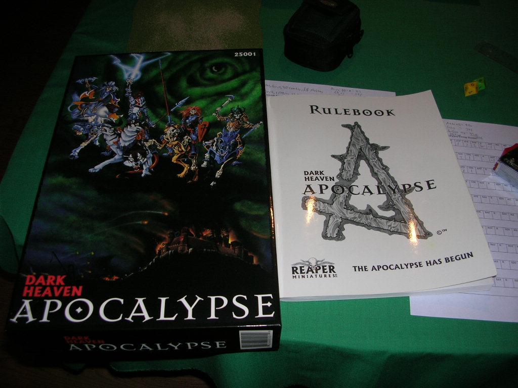 Warhammer the Second: Dark Heaven Apocalypse