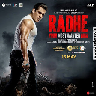 Radhe – Your Most Wanted Bhai First Look Poster 9