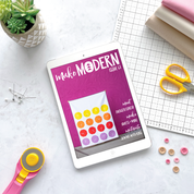 The front cover of Make Modern Magazine issue 41