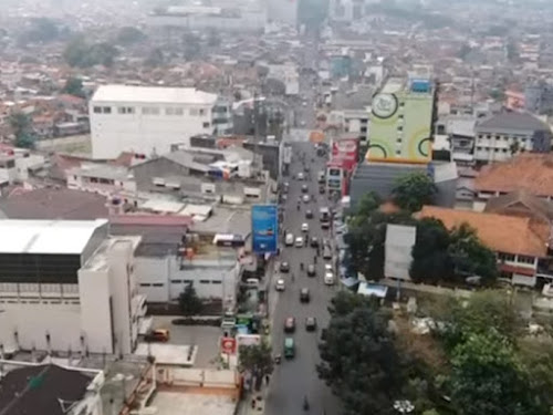 Rekayasa Lalu Lintas Bandung 2019