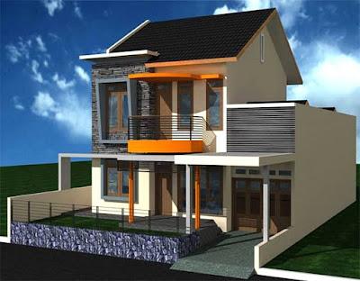 44 Model Atap Rumah Minimalis 2 Lantai - Rumahku Unik