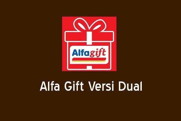 Download Alfa Gift Versi Dual Apk