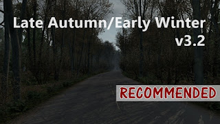 ets 2 late autumn/early winter mod v3.2