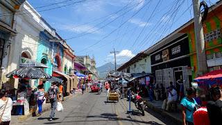 Nicaragua local markets