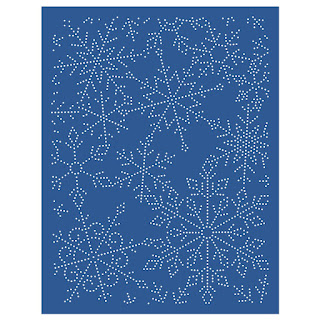 Pierced Fancy Flakes Cover Plate